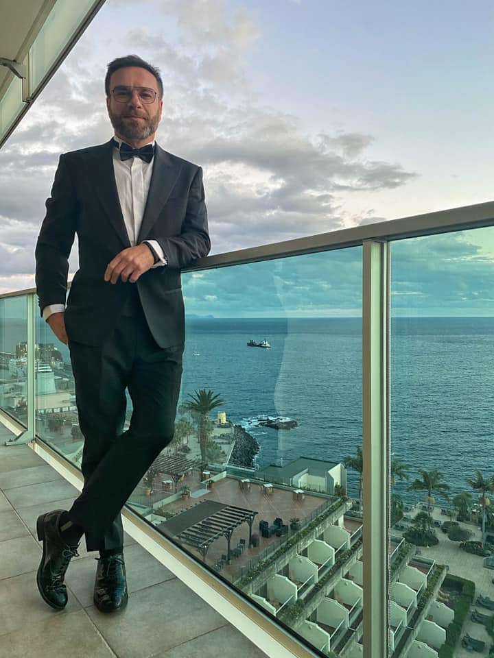 Nuno Eiró juntou amigos num barco para celebrar aniversário