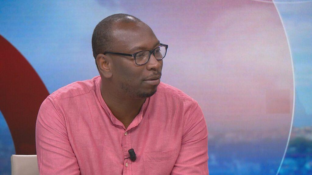"""Mamadou Ba: """"Goucha, o gay que tentou reabilitar Mário Machado (...)"""""""