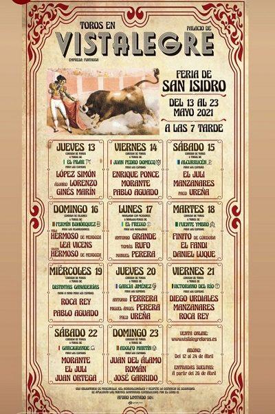 Comunidade de Madrid autoriza realização da Feira de San Isidro