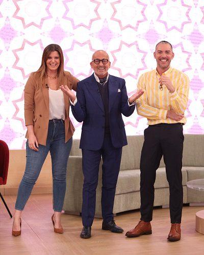 Goucha e Cláudio Ramos: Dupla para apresentar o Big Brother