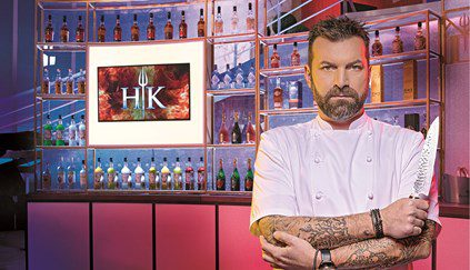 Terceira temporada de 'Hell's Kitchen' será num novo espaço