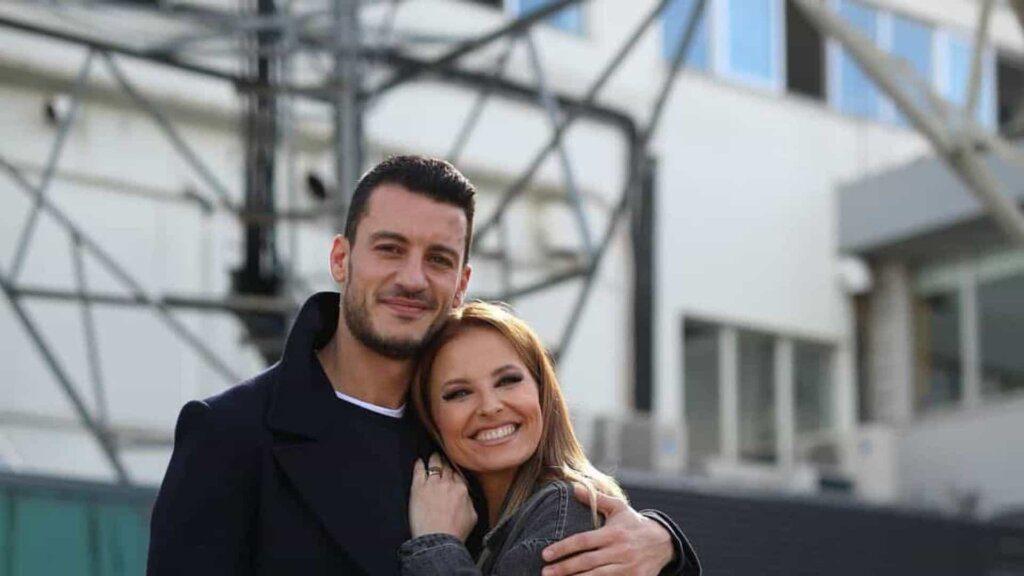 Ruben Rua apoia novo namorado de Cristina Ferreira