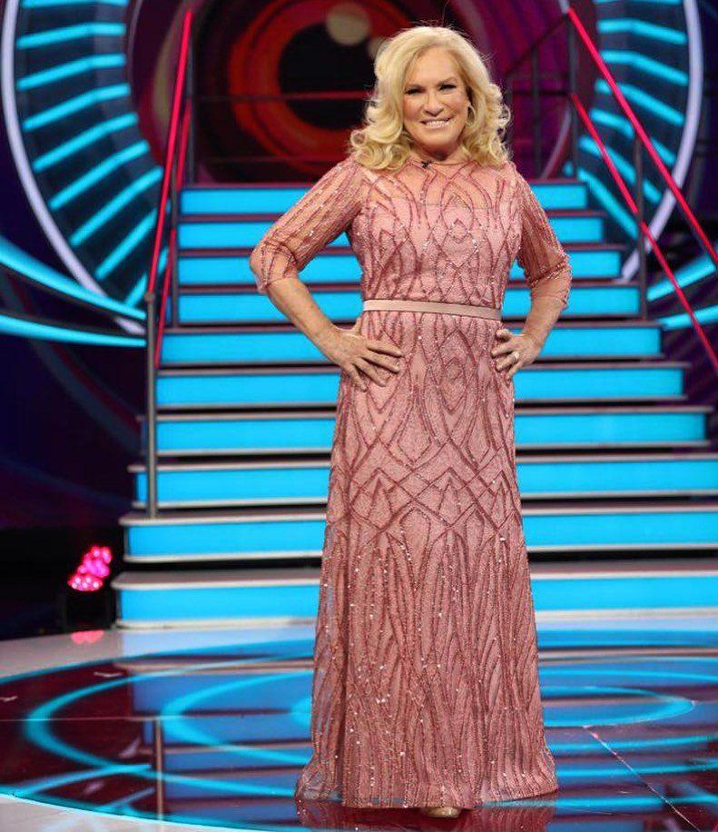 Teresa Guilherme reage ao novo Big Brother