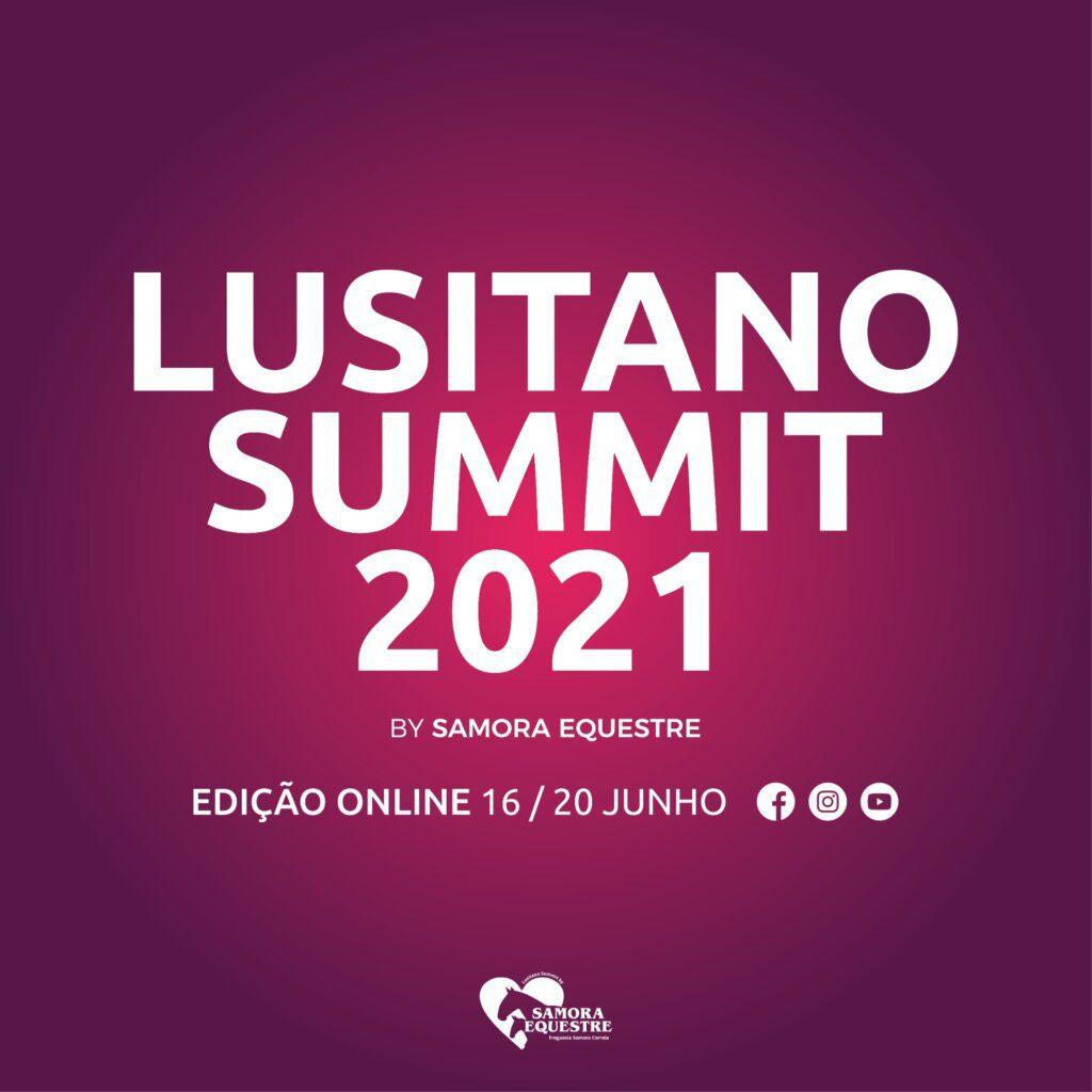 Lusitano Summit by Samora Equestre volta a realizar-se em versão online