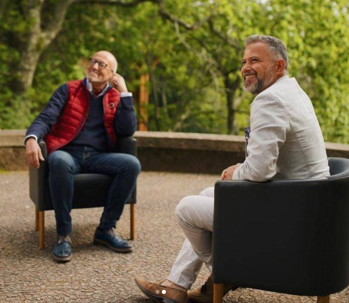 Hélder Reis é o próximo entrevistado do 'Conta-me', na TVI