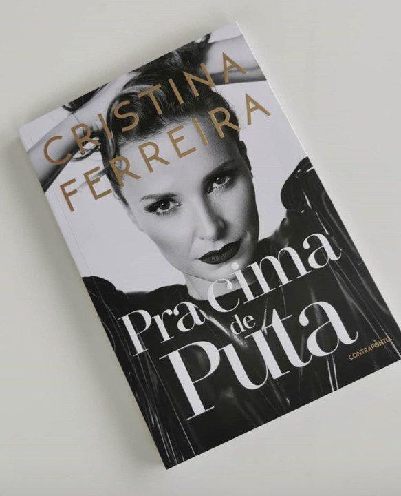 Livro de Cristina Ferreira poderá contribuir com 30 mil euros para instituições