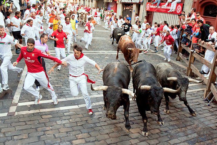 Em 2021 não haverá Festas de San Fermin, em Pamplona