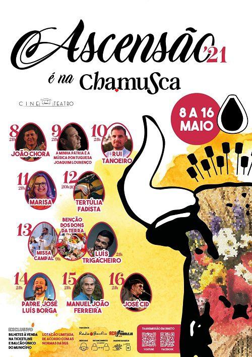 Chamusca: Tertúlia Fadista na Ascensão