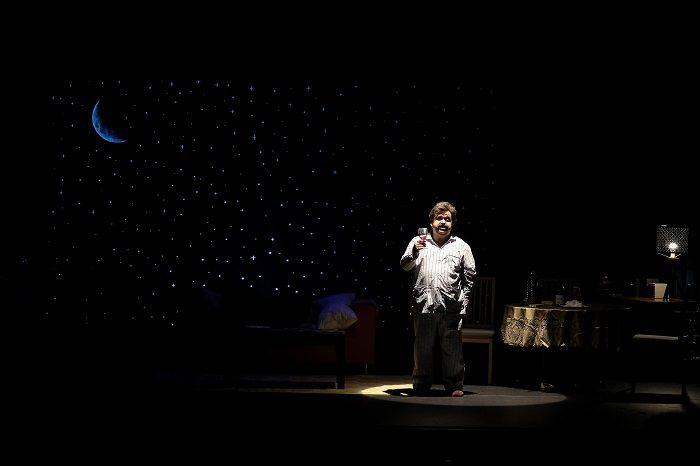 Fernando Mendes leva 'Insónia' ao Teatro Sá da Bandeira