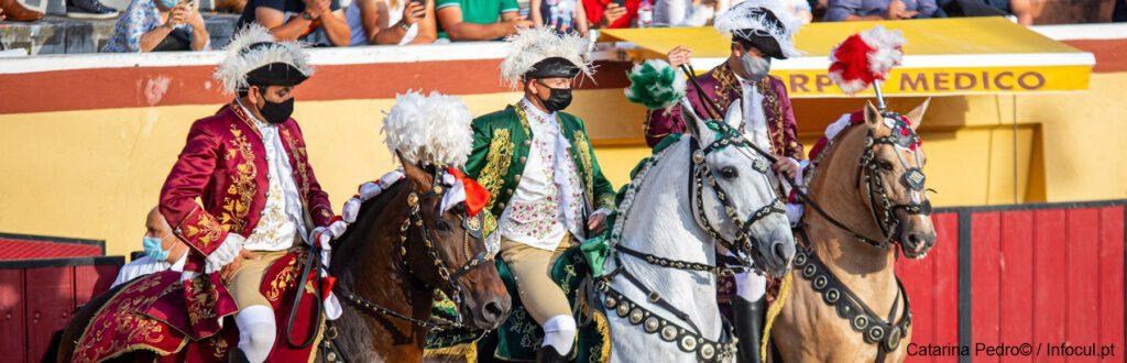 Feira do Touro: As imagens da primeira corrida