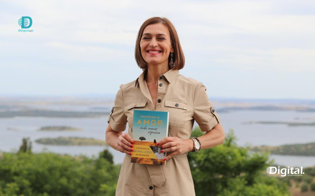 Fátima Lopes apresentou livro em Monsaraz