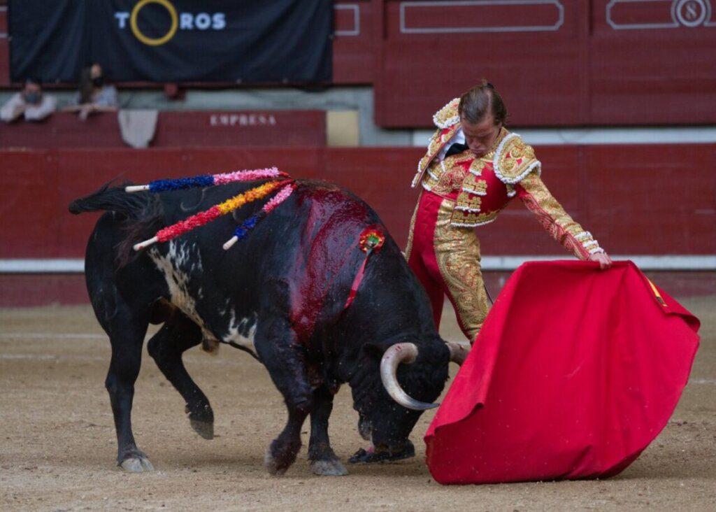 Ginés Marin triunfou, no regresso de Javier Cortés