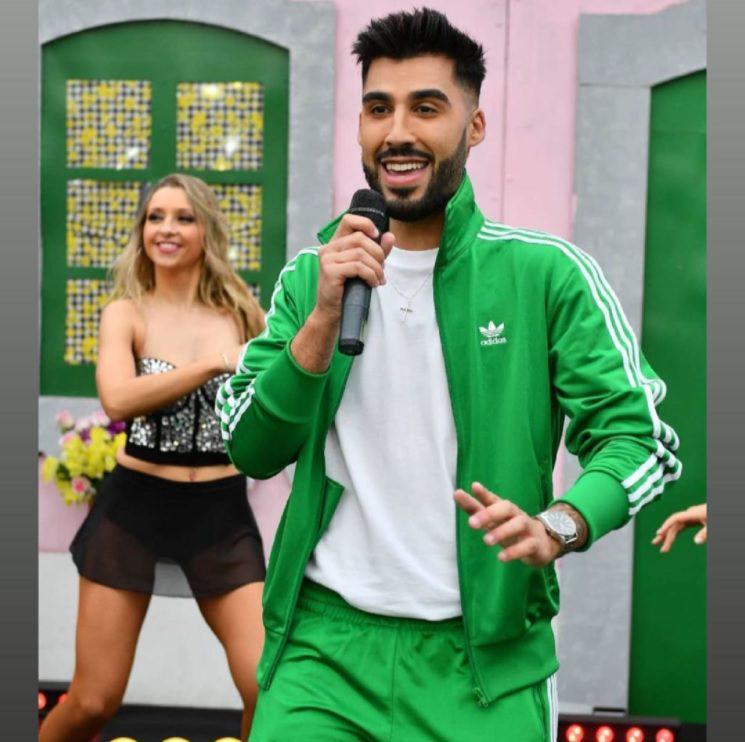 Léo Caeiro foi cantar à TVI e acabou humilhado na internet