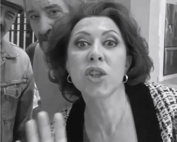Afonso Pimentel revela vídeo inédito de Maria João Abreu