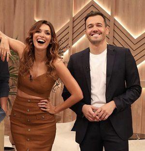 """TVI: Maria Cerqueira Gomes e Pedro Teixeira apresentam """"Let Love Rule"""""""