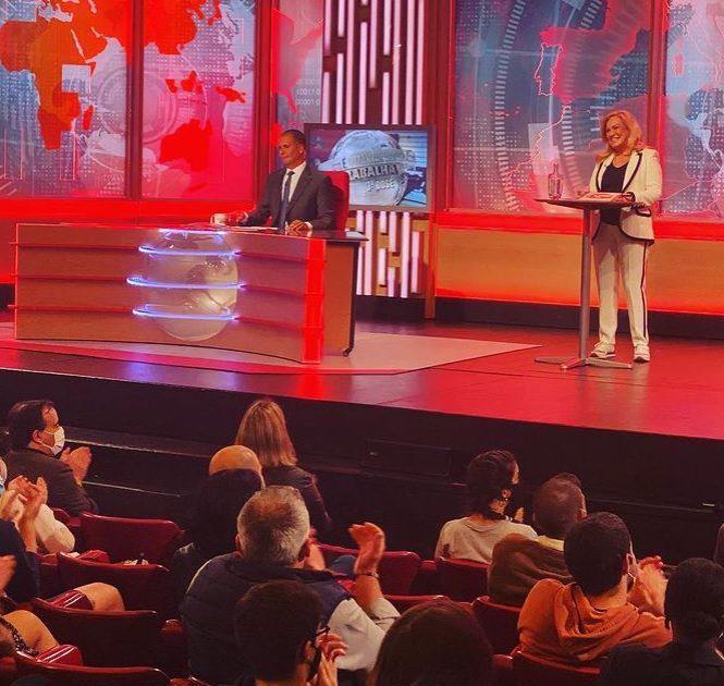 SIC: Teresa Guilherme gozou com candidatos do PSD