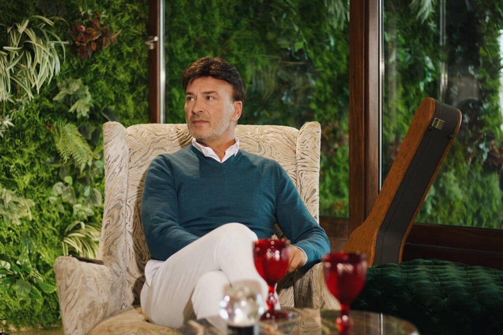 Fernanda Antunes apoia Tony Carreira após enfarte de miocárdio