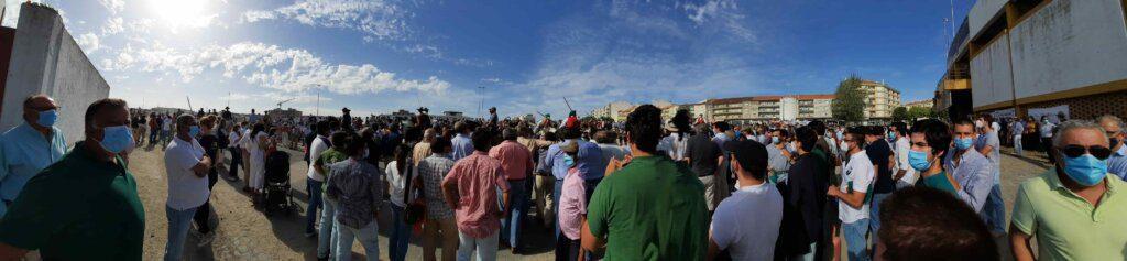 Santarém: A Tauromaquia está viva e o povo foi à rua manifestar-se