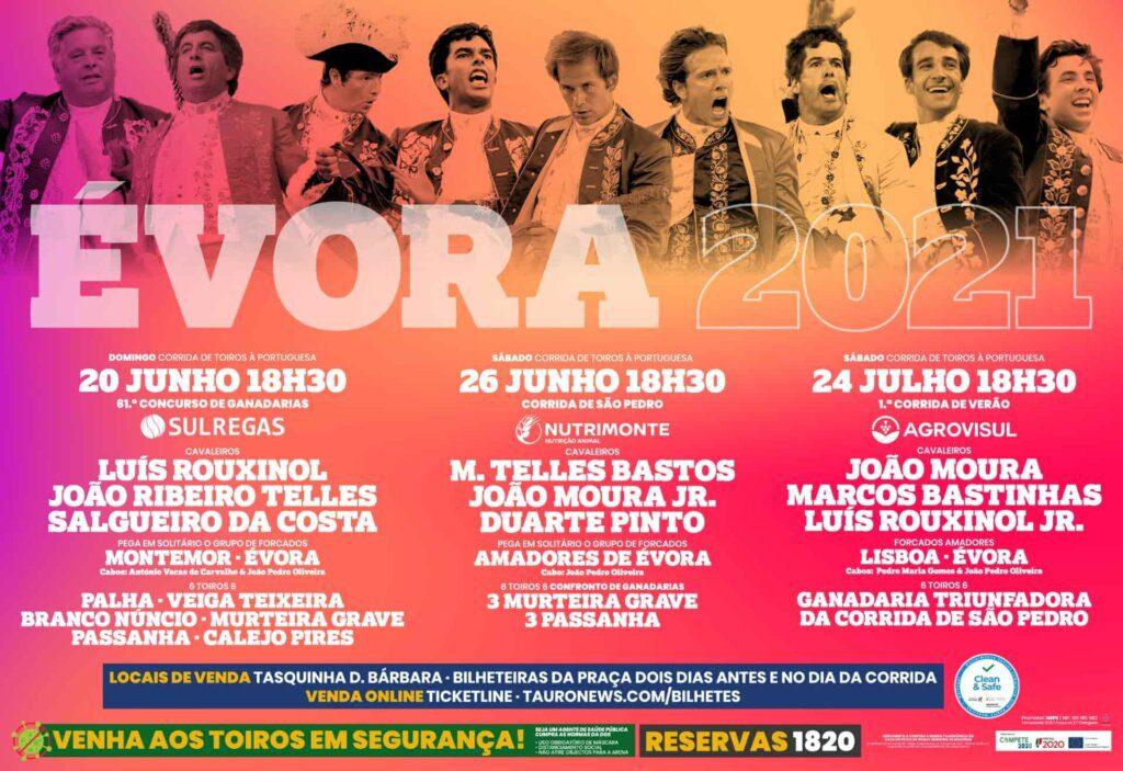 Arena D'Évora esclarece aficionados sobre medidas COVID-19