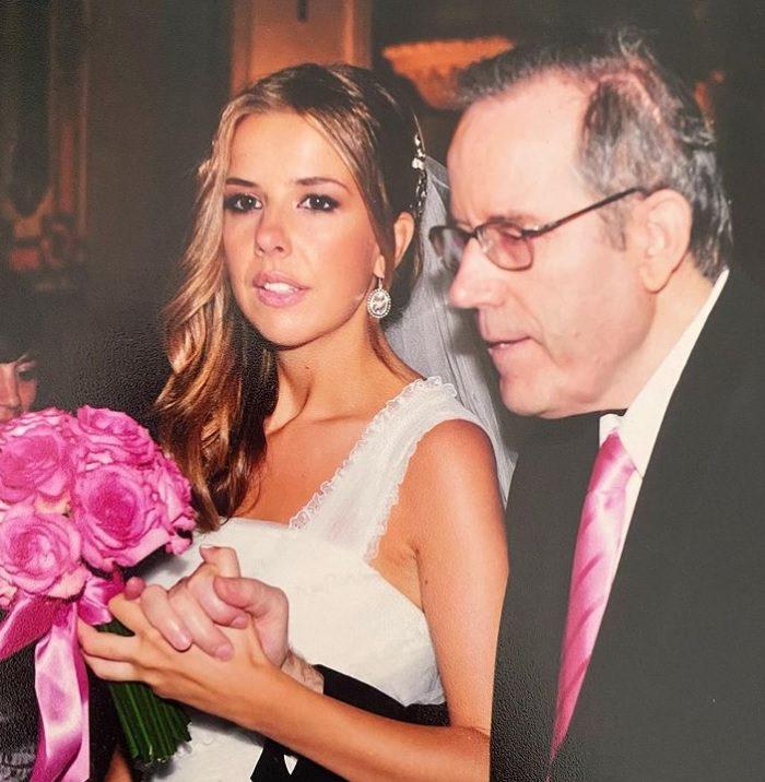 Morreu o pai de Ana Garcia Martins