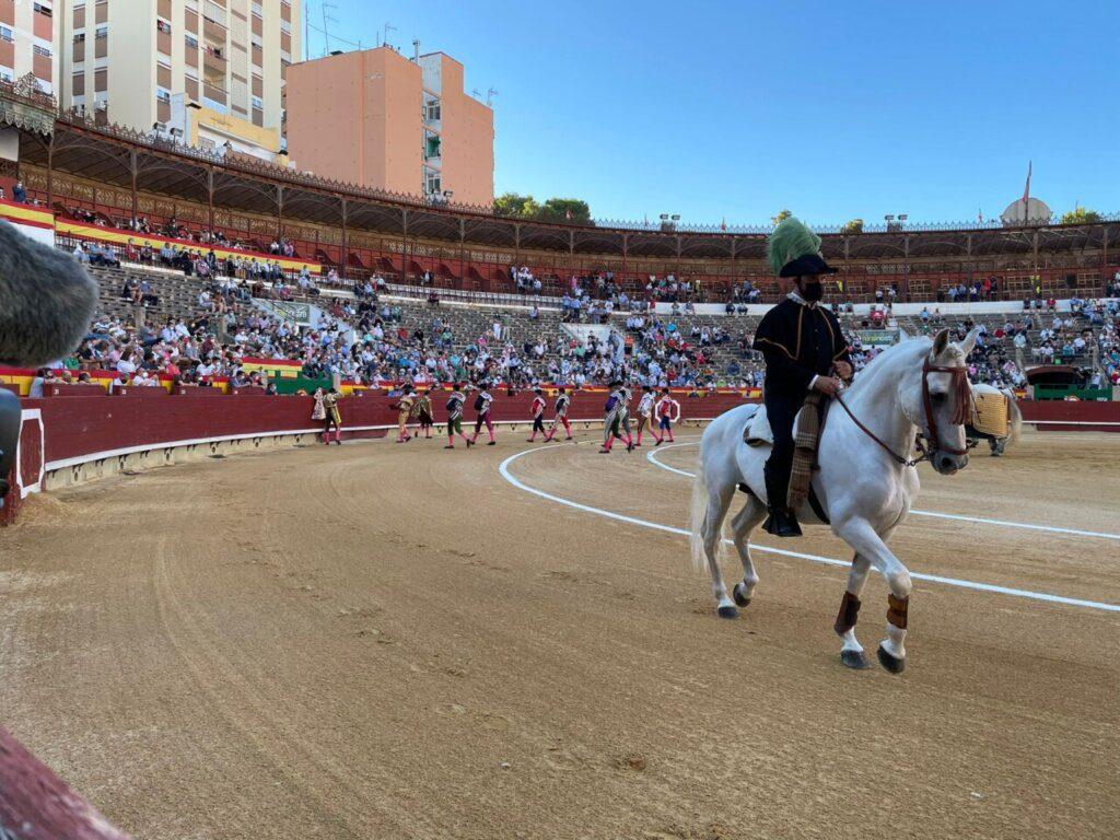 Castellón: Daniel Luque triunfa frente a Emilio de Justo