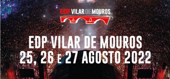EDP Vilar de Mouros regressa em 2022