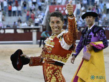 Las Ventas: Escribano e Serrano cortam uma orelha