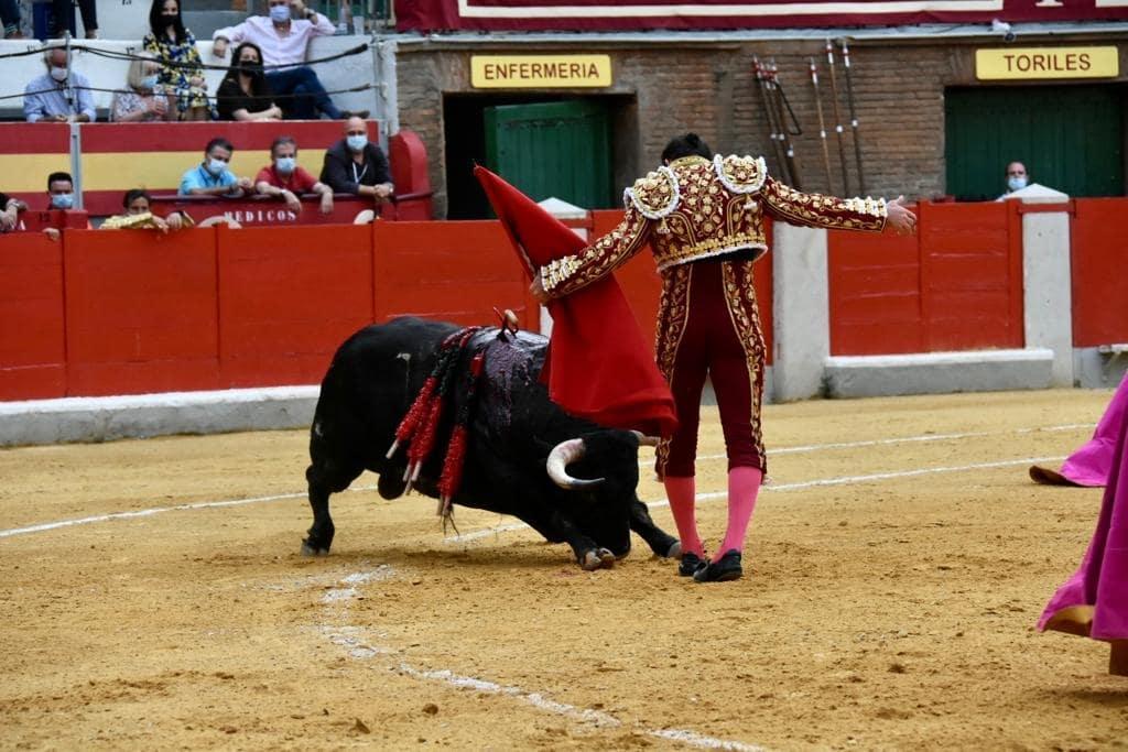 El Fandi triunfou em Granada
