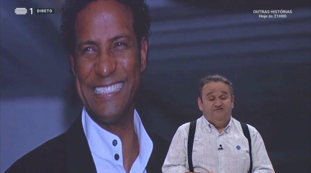 O Preço Certo: Fernando Mendes emociona-se a homenagear Neno