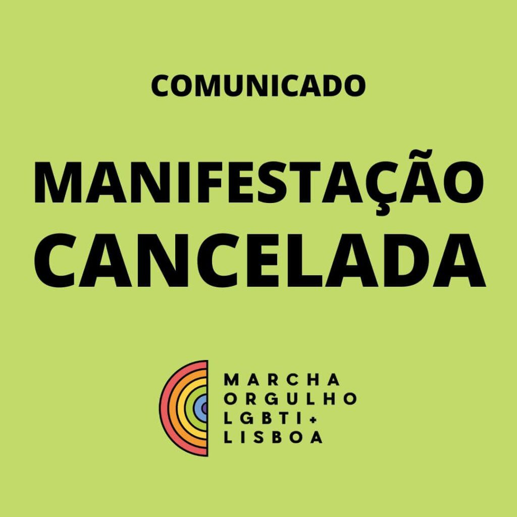 Lisboa: Cancelada a marcha do orgulho gay