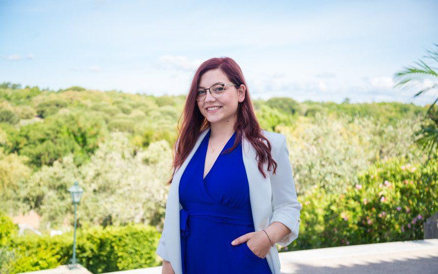 Quem quer namorar com o agricultor?: Candidata sofre de esclerose múltipla