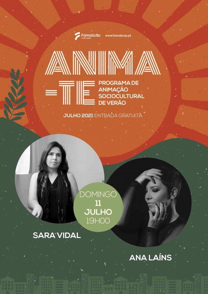 Anima-te: Ana Laíns e Sara Vidal levam música tradicional portuguesa a Famalicão