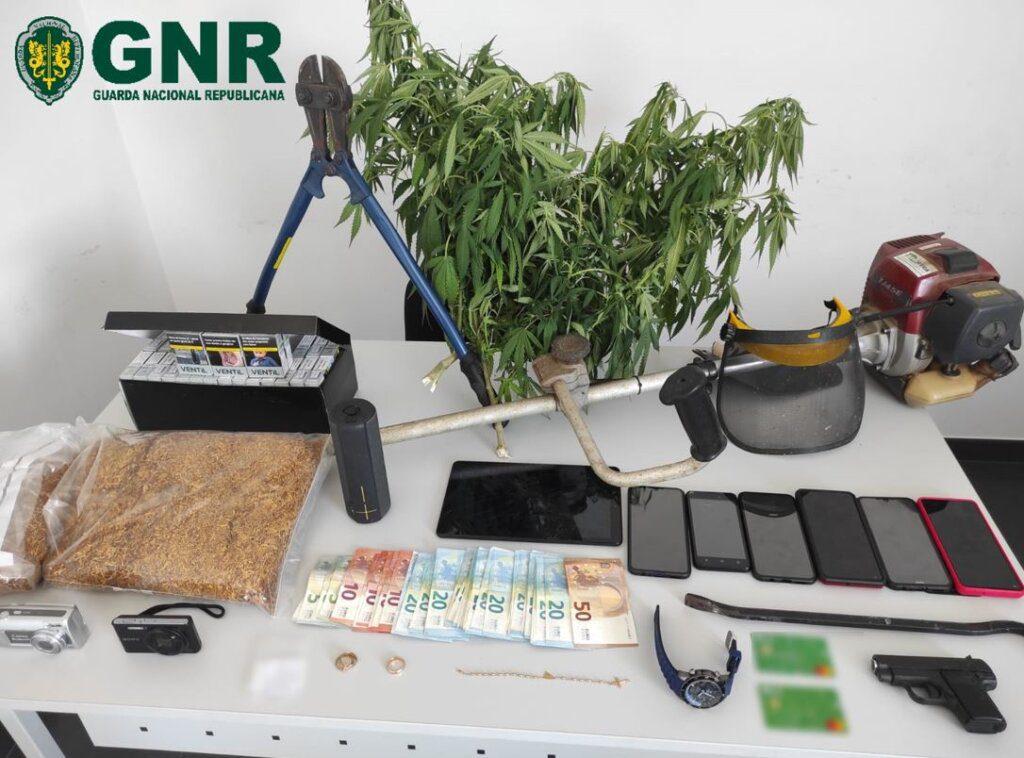 Leiria: Dois detidos por furtos e burlas informáticas