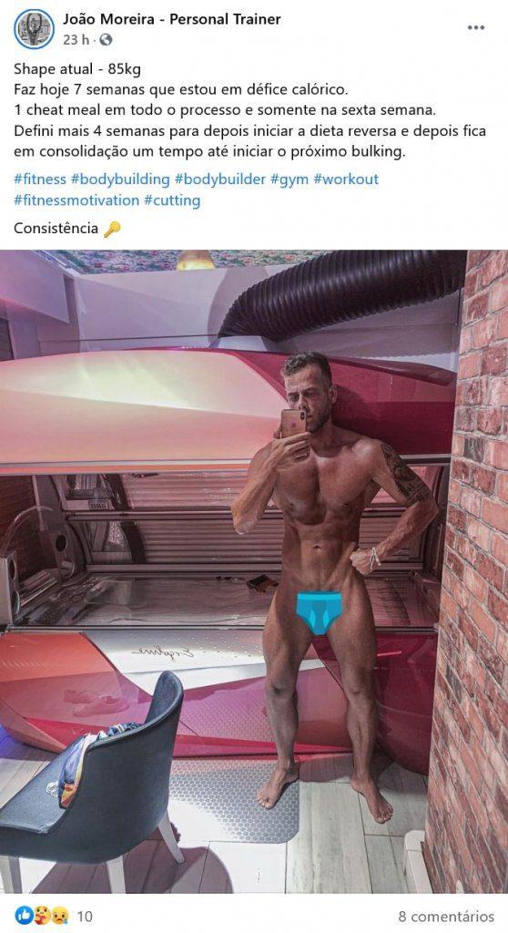 João Moreira cria polémica e mete Carolina Deslandes ao barulho
