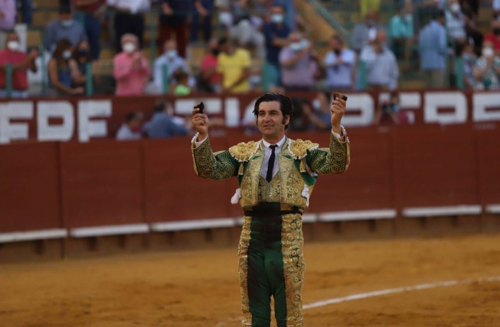 Jerez: Morante de la Puebla em tarde de sonho