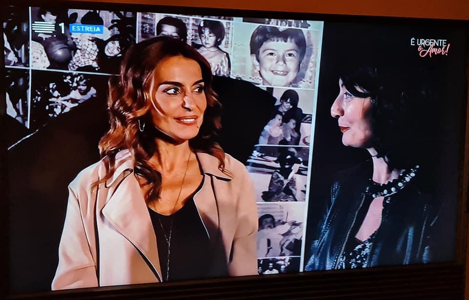 Goucha elogia Catarina Furtado e novo programa da RTP1