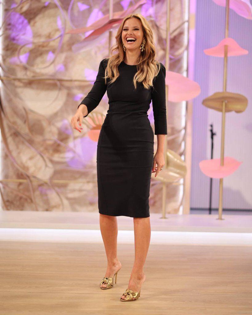 Cristina Ferreira muito elogiada no regresso às manhãs da TVI