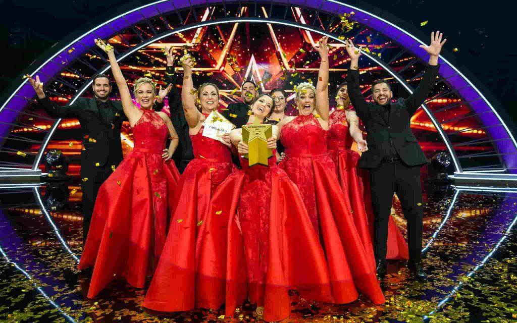 Got Talent Portugal 2021: Fadoalado vence!
