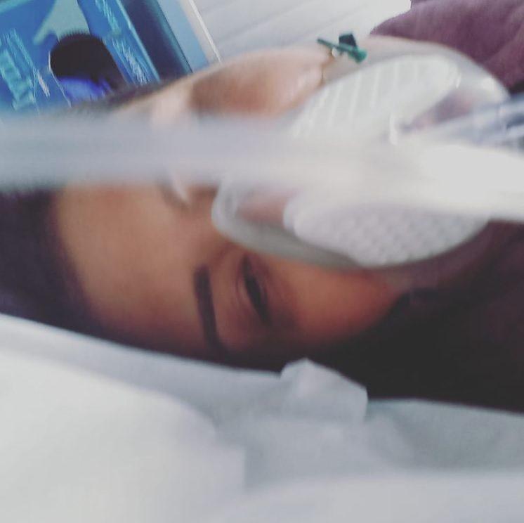 Gisela Serrano sofre com COVID-19 e revela que pode ter apanhado num restaurante