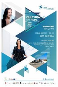 Arronches recebe concerto de Rita Guerra