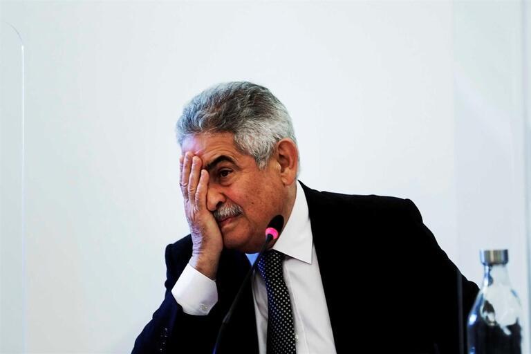 Luís Filipe Vieira detido e presente a juiz