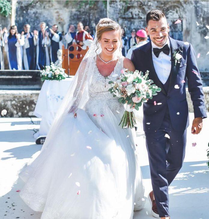 """Miguel Oliveira casou-se: """"Realizámos a curva mais importante da nossa vida"""""""