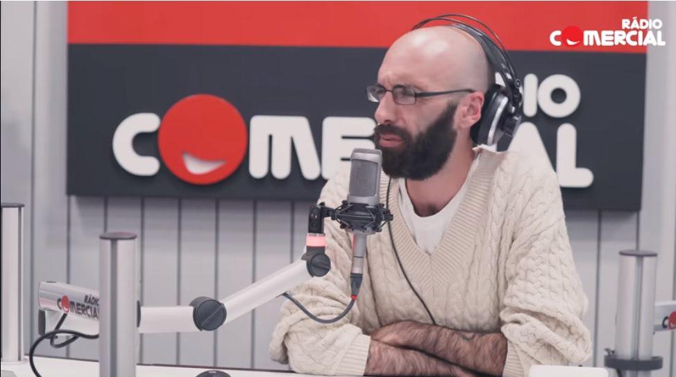 Revolta: Rodrigo Saraiva alerta para actores a passar fome