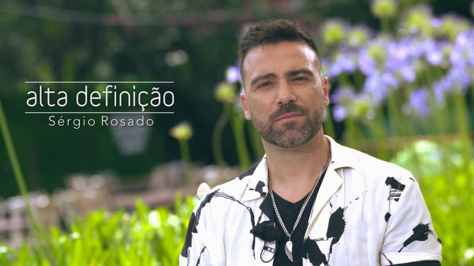Grande! Sérgio Rosado em entrevista a Daniel Oliveira