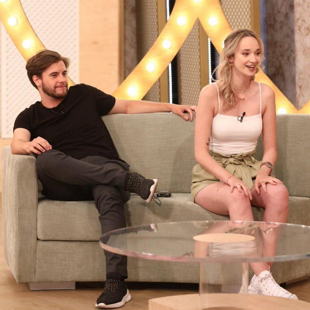 O Amor Acontece: Cláudio Ramos arrasa Tiago em directo