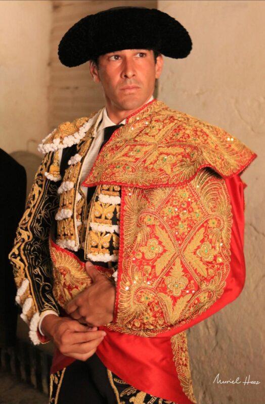 Beziers: López Simón cortou 3 orelhas