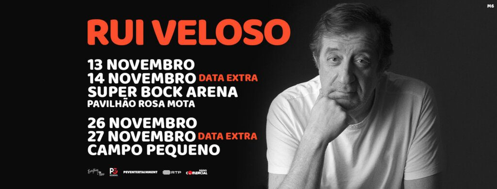 Rui Veloso anuncia datas extra no Porto e em Lisboa