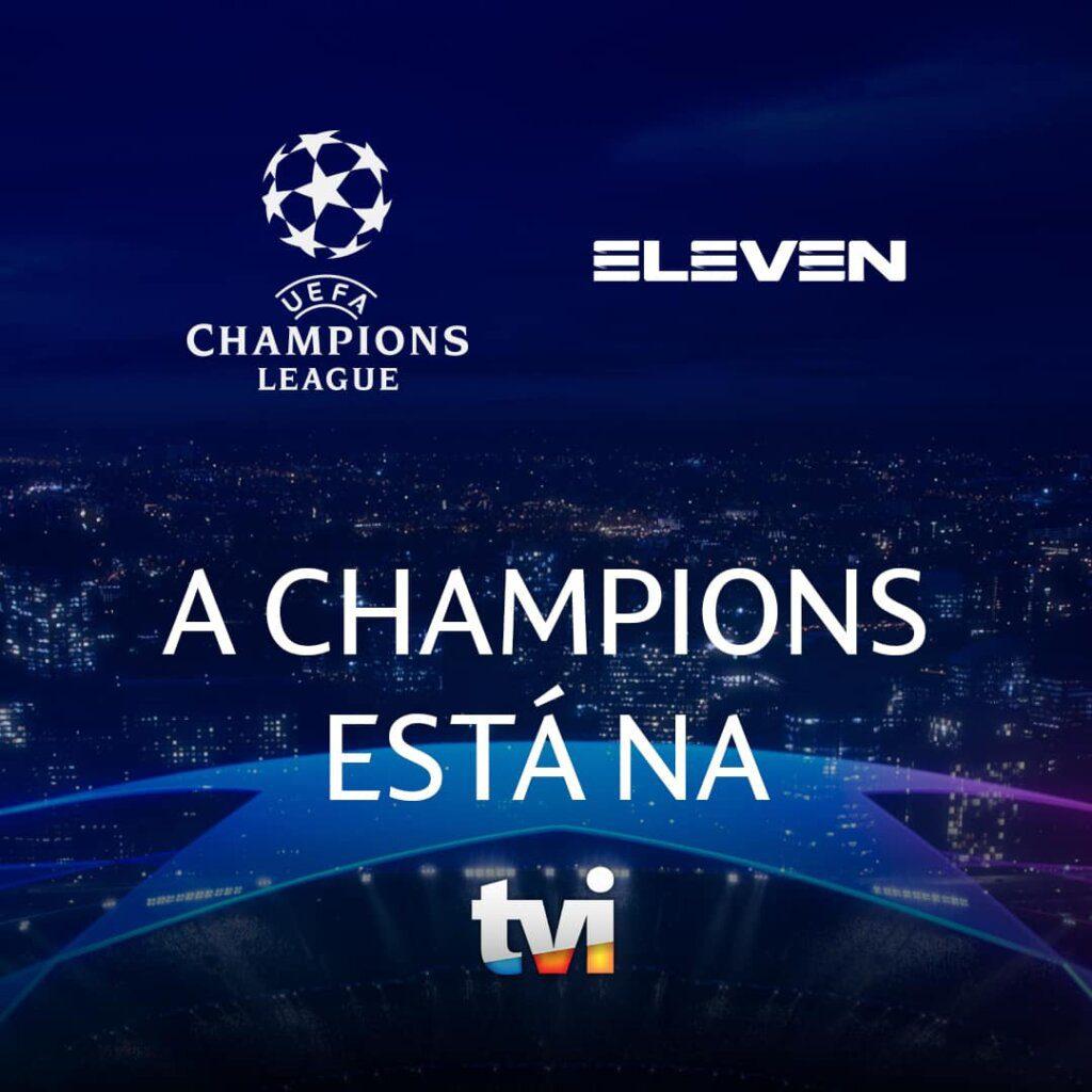 Liga dos Campeões fica mais três anos na TVI