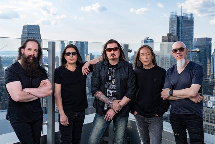 Dream Theater actua no Campo Pequeno
