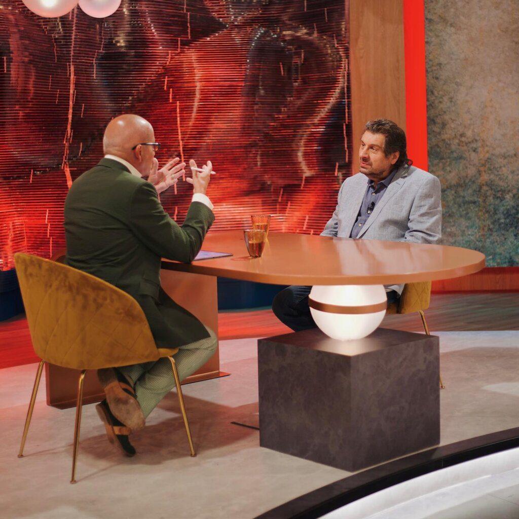 """Luís Jardim surpreende Goucha: """"És o melhor de Portugal e podias combater com muitos lá fora"""""""